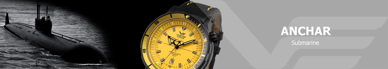 6f3d3e4c3 ANCHAR Submarine. pánské hodinky Vostok-Europe ANCHAR Submarine automatic  line ...