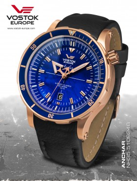 8c806e531 pánské hodinky Vostok-Europe ANCHAR Submarine automatic line NH35A/5109246