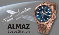 ALMAZ Space Station